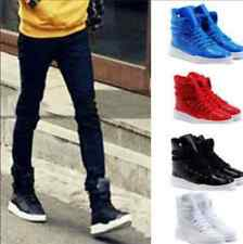 New Fashion High Men's Casual Sports Shoes Hip-hop Shoes Fashion Men Ankle Boots