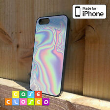 PASTEL METALLIC PRINT TUMBLR GIFT - For iPhone Samsung - Hard/Rubber Case Cover