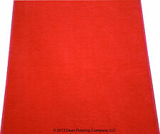 Dean Red Carpet Runner - Indoor/Outdoor Wedding Aisle Boat Event Party Rug