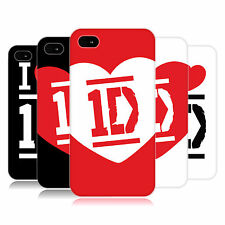 OFFICIAL ONE DIRECTION I LOVE ONE DIRECTION HARD BACK CASE FOR APPLE iPHONE 4S