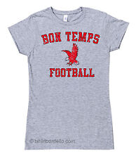 WOMENS BON TEMPS FOOTBALL True Blood T-Shirt S - 2XL