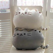 Cute Kawaii Cat Pillow Cushion Soft Stuffed Plush Doll Home Sofa Decoration