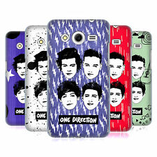 OFFICIAL ONE DIRECTION GROUP GRAPHIC FACES CASE FOR SAMSUNG GALAXY CORE 2 G355H
