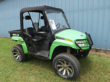 2007 ARCTIC CAT 650 H1 XT CLEAN ONE OWNER 4X4 HAS WINCH WITH BLINKERS AND A HORN