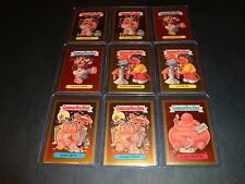 Garbage Pail Kids ANS2 All New Series 2 Gold Foil Cards You Pick GPK #F1a-F7b