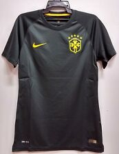 BNWT BRAZIL 3RD AWAY AUTHENTIC WORLD CUP KIT FOOTBALL SOCCER JERSEY TRIKOT 2014