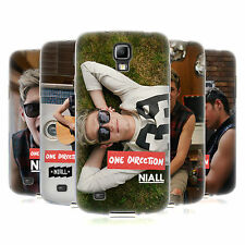 OFFICIAL 1D NIALL HORAN PHOTO SOFT GEL CASE FOR SAMSUNG GALAXY S4 ACTIVE I9295