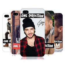OFFICIAL ONE DIRECTION 1D LIAM PAYNE PHOTO HARD BACK CASE FOR APPLE iPHONE 4