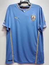 BNWT URUGUAY HOME WORLD CUP FOOTBALL SOCCER JERSEY TRIKOT 2014