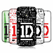 OFFICIAL ONE DIRECTION 1D LOGO DESIGNS CASE FOR SAMSUNG GALAXY S4 MINI I9190