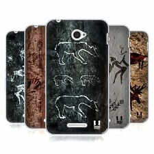 HEAD CASE CAVE PAINTING SOFT GEL CASE FOR SONY XPERIA E4