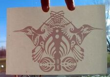 "Color Option ""Bassnectar Family Crest "" Vinyl Decal Sticker Truck Car Pc Wall"