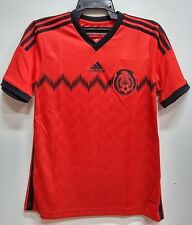 BNWT MEXICO EL TRI AWAY WORLD CUP YOUTH KIDS BOYS FOOTBALL SOCCER JERSEY 2014