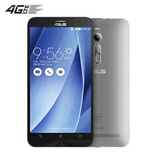 ASUS ZenFone 2 ZE551ML Silver  64GB (Factory Unlocked), 4GB RAM ,5.5 inch ,13MP