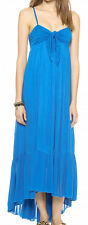 """WOW! New Tags Free People """"Totally Tubular"""" maxi dress $128 S, M"""