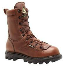 Rocky FQ0009237 Mens BearClaw 3D Insulated GORE TEX Brown Outdoor Boots
