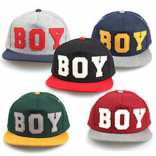Unisex Mens Womens Bross Boy Two Tone Snapback Hip-hop Baseball Cap Trucker Hats