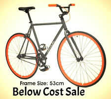 CRITICAL FIXIE 700C GRAY **FREE DELIVERY**