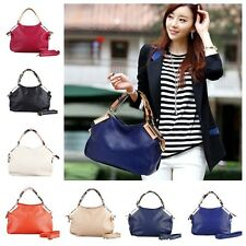 Women's Crocodile Pattern Fashion Handbag Portable Shoulder Bag Hobo Tote Bag