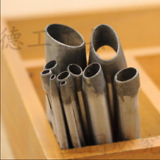 Oval More Model Leather Punch Hole Tool Watch Punch For Leather Craft DIY