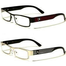 Mens Womens Khan Metal Reading Glasses +1.25+1.5+1.75+2.0+2.25+2.5+2.75 +3 RK2