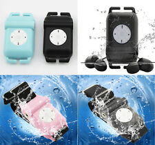 8GB IPX8 Waterproof Mp3 Player For Swimming Surfing Diving Sport With Headphone