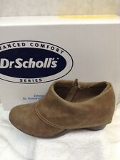 Dr. Scholls Women's Wedge Ankle Boots  Taupe or Black