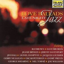 Love Ballads: Late Night Jazz, New Music