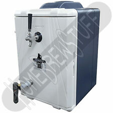 The Tailgaterator - Single Tap Kegerator/Portable Keg Cooler Draft Beer System