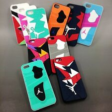Air Jordan Mobile Case for Apple IPhone 5/5s Shoe Rubber 3d Sneaker Sole Case