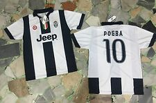 maglia juventus ufficiale POGBA 10 official JERSEY juve HOME CAMISETA 2015/16