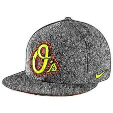 Nike MLB Hyperized Snapback Hat - Men's Baseball Accessories Baltimore Orioles