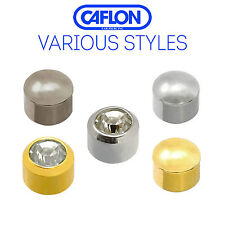 Caflon Ear Studs x 1 pair for Ear Piercing. Various Styles & Types Available