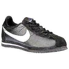 Nike Cortez 07 - Boys' Toddler Running Shoes (Black/White/Leather)
