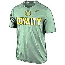 Nike College Dri-FIT Authentic Basketball T-Shirt - Men's Oregon Ducks (Green)
