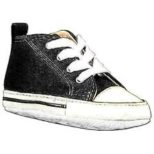Converse First Star - Boys' Infant Basketball Shoes (Black)