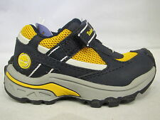 Toddlers Babies Boys Slip On Velcro TIMBERLAND TRAIL Play Shoes Trainers UK 4.5