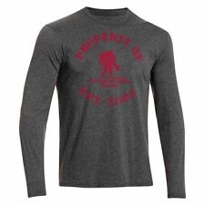 Under Armour UA 1268762 HeatGear Long Sleeve Property WWP T-Shirt Loose ALLCOLOR