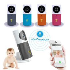 New Camera Baby Care Monitor Security WIFI Night Vision Audio Video Wireless
