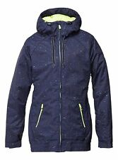 Roxy Valley Hoodie Snowboard Jacket Womens