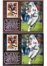 Bo Jackson #34 Oakland/Los Angeles Raiders Legend NFL Photo Plaque Running Back