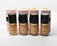 Too Faced Born This Way Liquid Foundation Made in Canada choose your shade