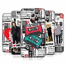 OFFICIAL ONE DIRECTION 1D TICKET LOVE HARD BACK CASE FOR SAMSUNG PHONES 3