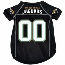 NEW JACKSONVILLE JAGUARS PET DOG MESH FOOTBALL JERSEY ALL SIZES