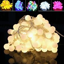 Hotsale 10M 100LED Bulbs Christmas Fairy Party String Lights Lamp Waterproof
