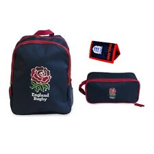 Official England Rugby Football Union Shoe Bag / Backpack / England Wallet