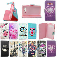 Flip Stand Wallet Phone Protector Leather Case Cover For Sony Xperia Z3 Z4 E4 E3