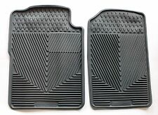 All Weather Rubber Floor Mats IW-038 {fits Denali, Sierra, Suburban, Yukon, K15}