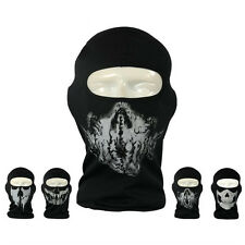 1Pcs Unisex Call Of Duty Balaclava Ghost Skull Face Mask Headwear Ski Cosplay