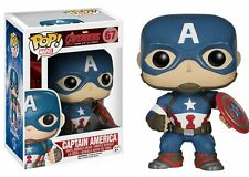 Marvel Avengers 2 Funko Captain America, Hulk, Hawkeye, Widow Pop Vinyl Figures